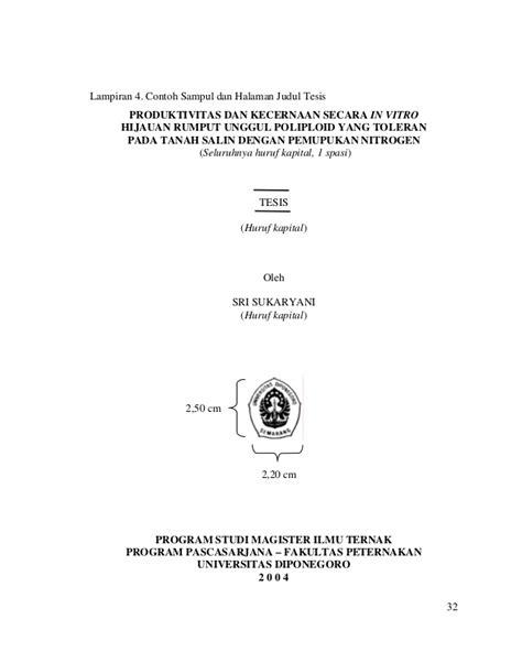 format penulisan lop undip contoh karya ilmiah mahasiswa inventors day