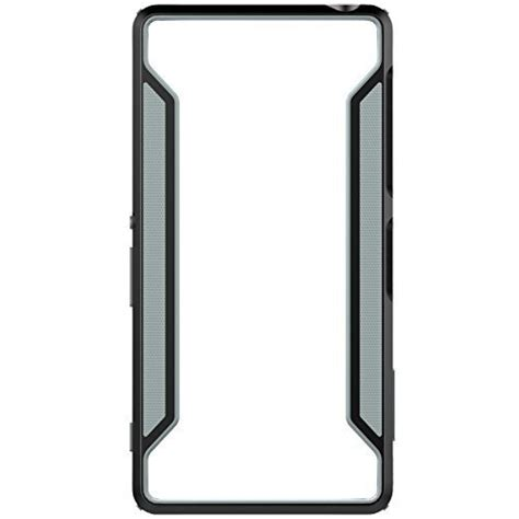 jual beli nillkin border frame bumper for sony