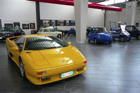 Museo Ferruccio Lamborghini by The Amazing Lamborghini Countach Picture Of Museo