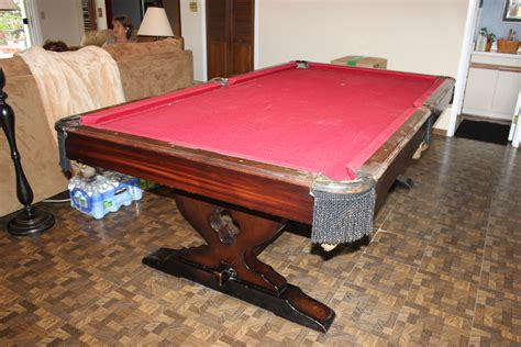 Golden West Pool Table by Looks Can Be Deceiving Is Your Table A One Slate