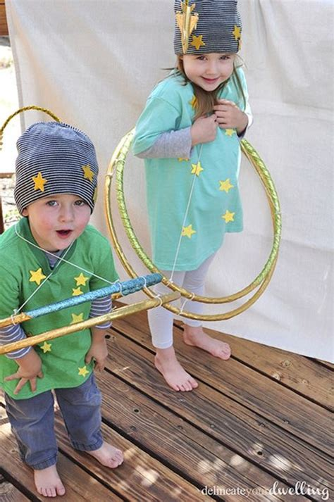 Homemade Halloween Costumes For 3 Year Olds