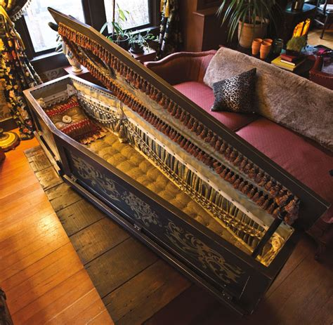Handmade Portland - adding soul to custom caskets portland monthly