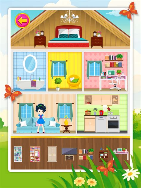 free home decorating games app shopper doll house decorating 2 free game for children games