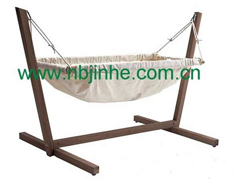 infant hammock swing door from wood diy hammock baby swing