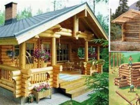 build your own cottage build your own log home