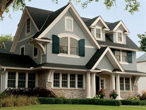 Split Level Style Homes behr 174 traditional exterior by behr 174