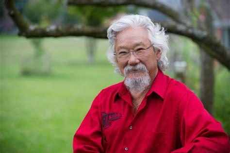 What Has David Suzuki Done David Suzuki Wins Vancouver S Highest Honour Vancouver