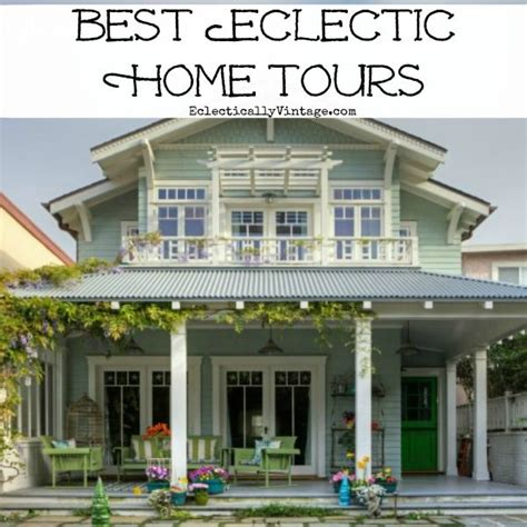 Everyone Home by Eclectic Home Tour City House Farmhouse Tour