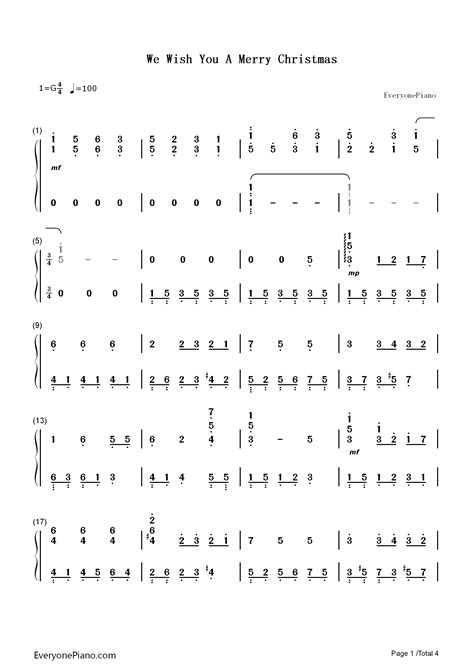 merry christmas piano sheet   chords ukulele tabs  merry christmas