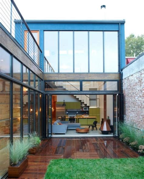 Small Home Atrium Ideas Casas Con Patio Interior Estudio De Interiorismo Y
