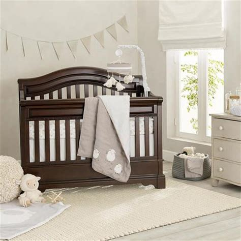 sheep baby bedding lambs ivy signature lambs ivy goodnight sheep 4 piece