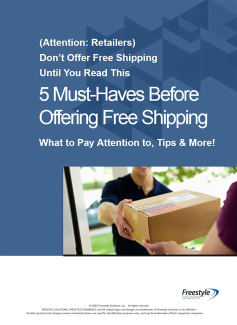 should you offer free shipping a simple test to decide 4 free marketing incentives every smb should be using