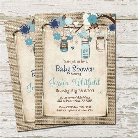 rustic baby boy shower 25 best ideas about rustic baby decor on