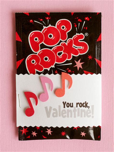 you rock valentines pop rocks family crafts