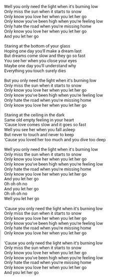 let it go testo frozen lyrics from the frozen the snow glows white on the