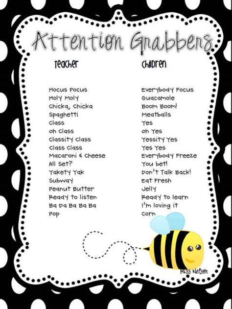 Creative Attention Getters For Essays by Grade Charades Day