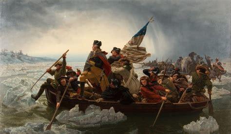 george washington painting boat minnesota marine art museum has great works stories