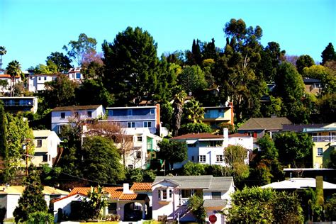 panoramio photo of homes on the of silverlake los