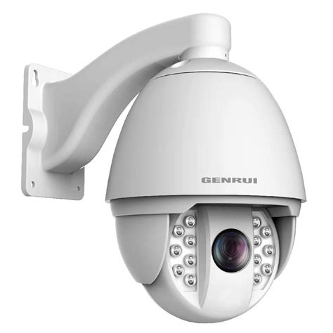 ptz security cctv ptz gr cs70326n genrui china