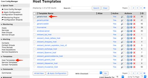 nagios host template choice image templates design ideas
