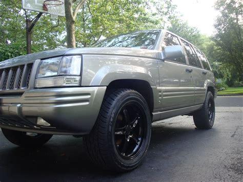 lowered 98 jeep grand 98zj318 1998 jeep grand cherokeelimited sport utility 4d