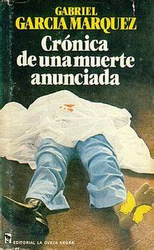 gratis libro e chronicle of a death foretold para leer ahora chronicle of a death foretold wikipedia