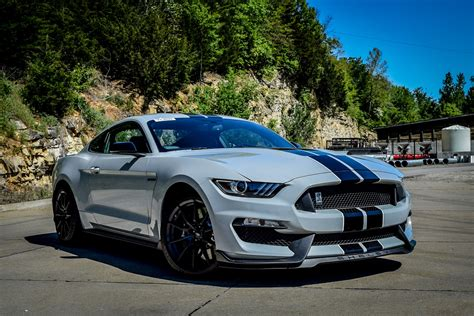 new mustang gt350 a day with the new shelby mustang gt350