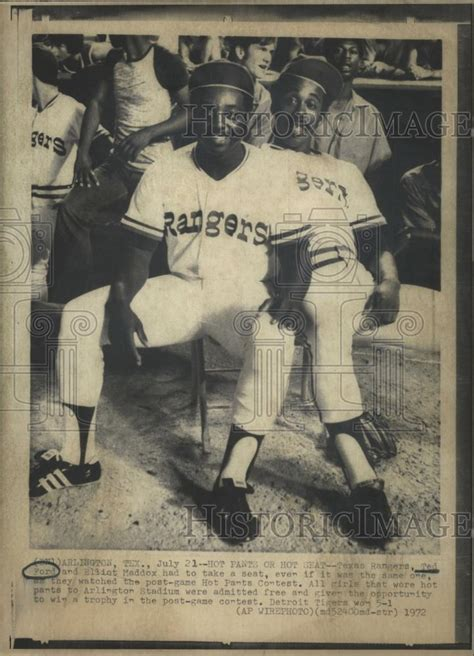 ted ford 1972 press photo ted ford major league baseball outfielder