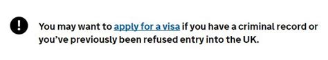Can I Enter The Uk With A Criminal Record Uk After Being Refused Entry And Removed From Heathrow Can I Visit