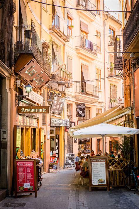 best restaurant in valencia spain cafe in valencia spain travel around europe