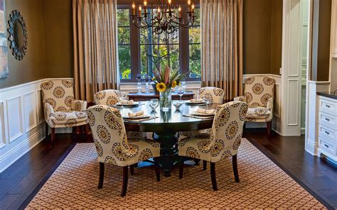 Brown And White Chair Design Ideas Astounding Brown Leather Parsons Dining Chairs Decorating Ideas Gallery In Dining Room