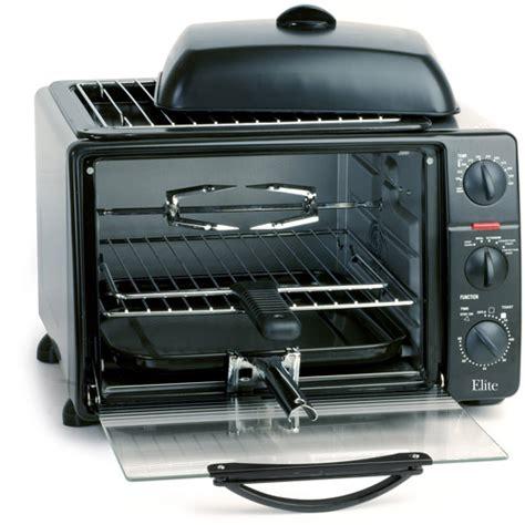 Toaster Rotisserie Oven Elite Platinum 23 Liter Toaster Oven With Rotisserie