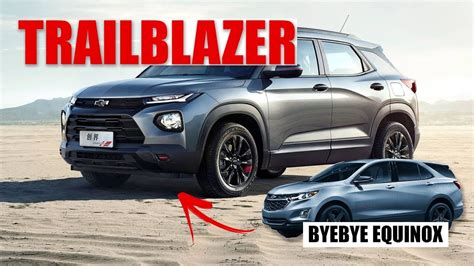 chevy trailblazer   bye bye equinox youtube