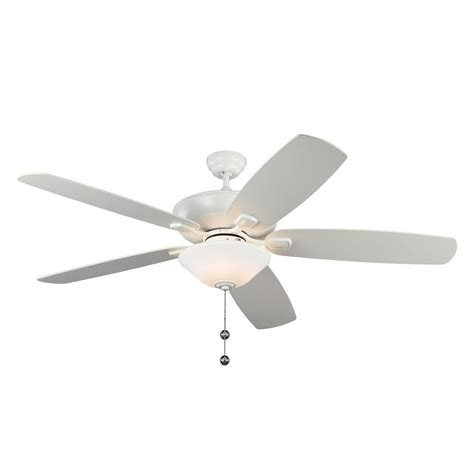60 white ceiling fan monte carlo colony super max plus 60 in indoor rubberized