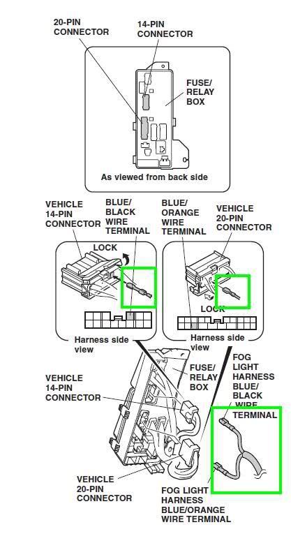 ebay fog light wiring diagram wiring diagrams schematics
