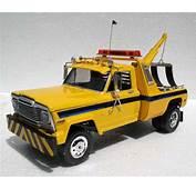 Internet Modeler Revell 1/25 Jeep Tow Truck