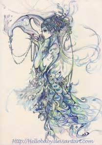 peacock by hellobaby on deviantart