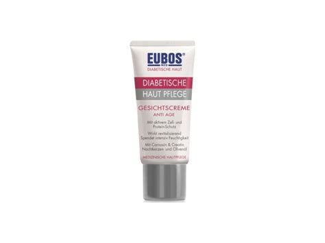 Eubos Intensive Care by Eubos Diabetic Skin Care Anti Age 50ml