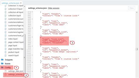 shopify themes with drop down menu shopify how to add drop down menu to mega menu template