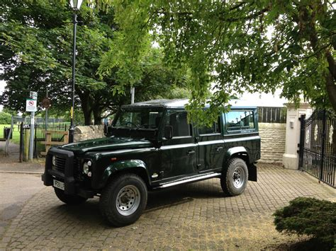 vintage land rover defender 110 land rover defender 110 county station wagon rhd 2 5