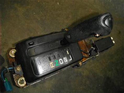 1991 1992 toyota mr2 automatic transmission shift lever assembly 5sfe mr2parts4u