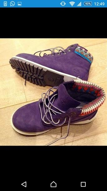 colorful timberland boots shoes boots purple shoes purple boots