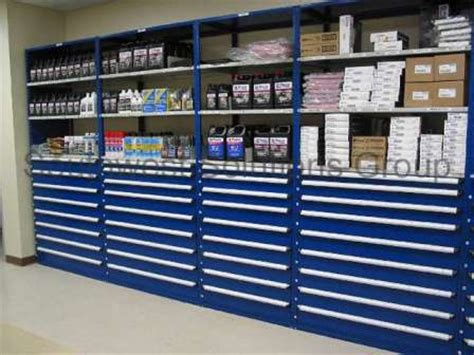 industrial storage cabinets with drawers battery bumper racks small parts drawers hanging car