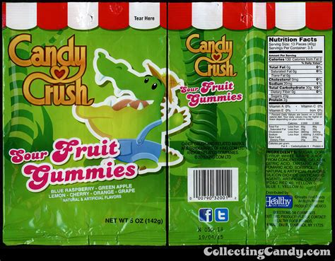 healthy food brands new for 2014 crush color bombs collectingcandy