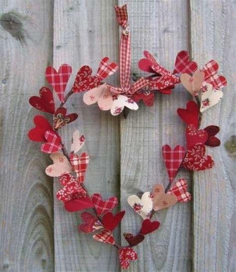 diy valentines wreath 15 diy s day wreath ideas