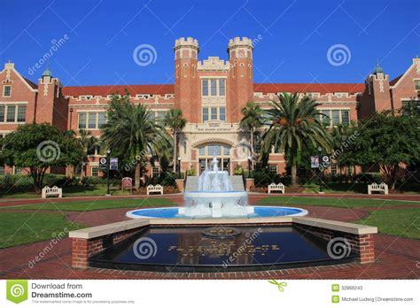 Florida State University Fountain Editorial Stock Photo ...