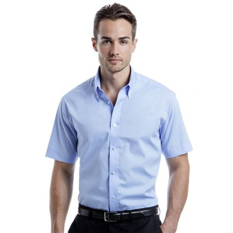 Fashion Find Staple Shirt For Work by Kustom Kit Kk385 S City Sleeve Business Shirt