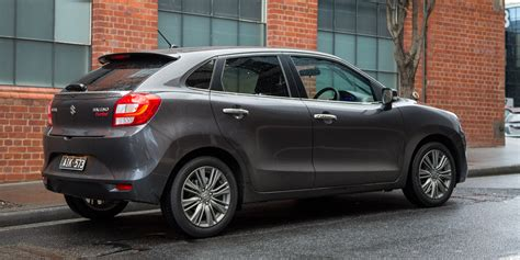 Suzuki Reviews 2016 Suzuki Baleno Glx Turbo Review Caradvice