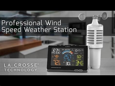 327 1414w 3 in 1 professional wind speed weather station