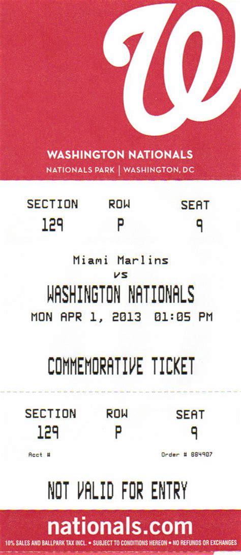 Washington Nationals Box Office when do washington nationals tickets go on sale 2012